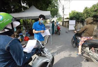 Trưa 4-8, Hà Nội công bố 24 ca dương tính mới, trong đó có 16 ca cộng đồng