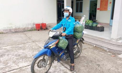 Huyện đoàn Châu Thành tích cực hỗ trợ nông dân tiêu thụ nông sản