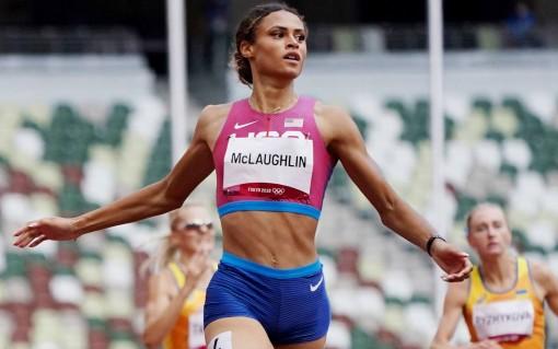 McLaughlin phá kỷ lục thế giới 400m vượt rào nữ