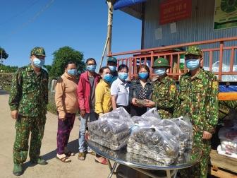 TX. Tân Châu tăng cường hỗ trợ người dân bị ảnh hưởng bởi COVID-19