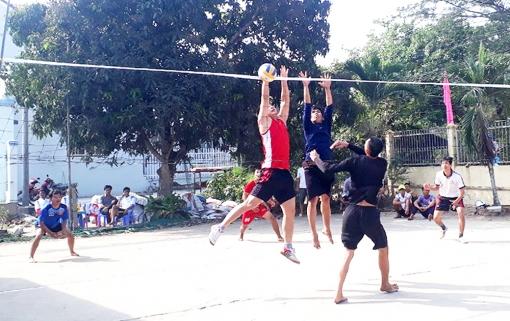 Phong trào thể dục - thể thao vùng nông thôn
