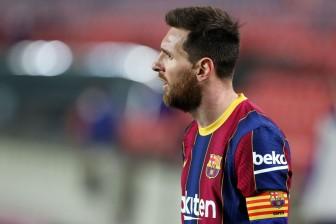 Messi chính thức rời Barca