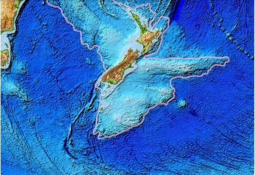 Nghi vấn mảnh lục địa thứ 8 đang 'ẩn giấu' dưới New Zealand