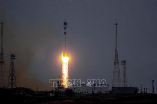 Tên lửa Soyuz mang theo 34 vệ tinh được phóng lên quỹ đạo Trái Đất
