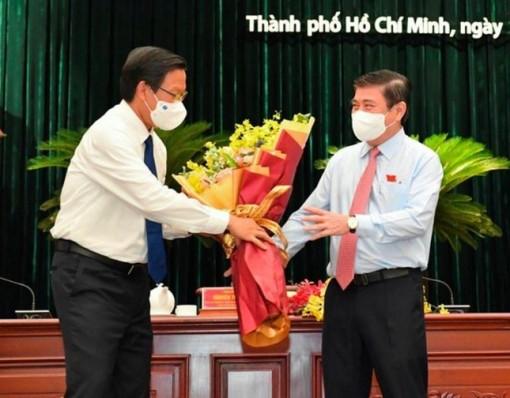 HĐND TP.HCM bầu Chủ tịch TP thay ông Nguyễn Thành Phong vào ngày 24-8