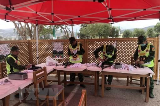 Army Games 2021: Việt Nam đoạt giải Nhì thi bắn súng AK tại Algeria