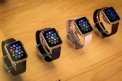 Nhu cầu smartwatch tăng 47% trong quý 2