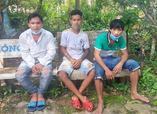 Xử phạt vi phạm hành chính 3 người từ TP. Cần Thơ vào An Giang bằng đường thủy trốn khai báo y tế
