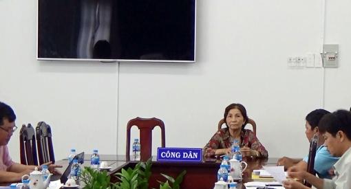 Phú Tân tăng cường công tác tiếp dân, đối thoại giải quyết khiếu nại, tranh chấp đất