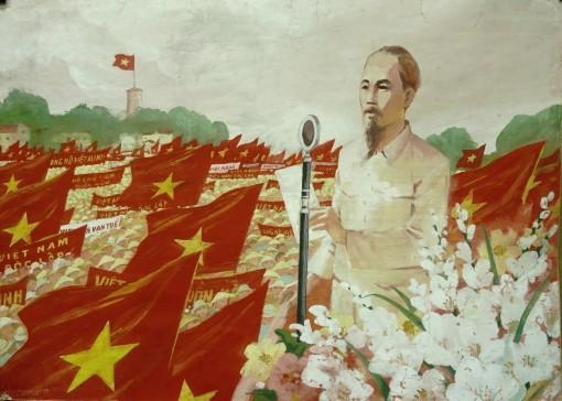 Mỹ thuật kháng chiến lưu giữ lịch sử, khơi dậy lòng tự hào dân tộc