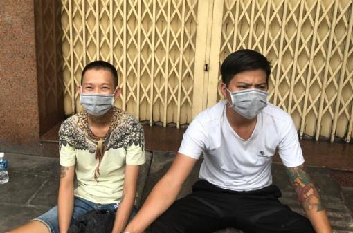 TP Hồ Chí Minh: Bắt giữ 2 đối tượng vận chuyển ma túy, test nhanh có 1 F0
