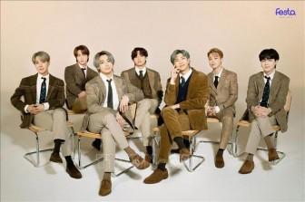 BTS 'tiến vào' Đại sảnh danh vọng 2022 của Guinness