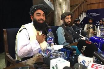 Taliban sẽ viết lại hoặc sửa hiến pháp Afghanistan