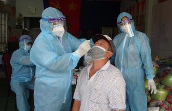 Tri Tôn phát hiện thêm 8 ca nhiễm COVID-19 trong cộng đồng