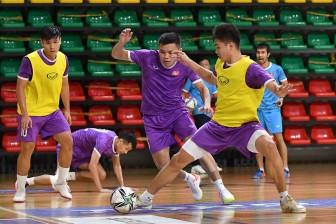 Đội tuyển futsal Việt Nam thua đội đương kim vô địch châu Phi