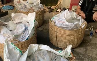 Triệt phá đường dây mua bán ma túy liên tỉnh gần 100 kg