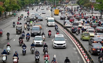 Đề nghị bổ sung xử phạt hành vi 'không thực hiện các biện pháp phòng chống dịch' khi tham gia giao thông