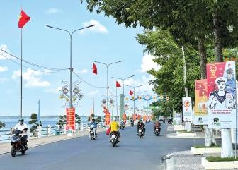 Tân Châu chuẩn bị cho giai đoạn phát triển mới