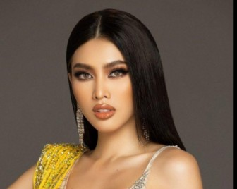 Á hậu Ngọc Thảo lọt Top 42 'Hoa hậu đẹp nhất thế giới' năm 2020
