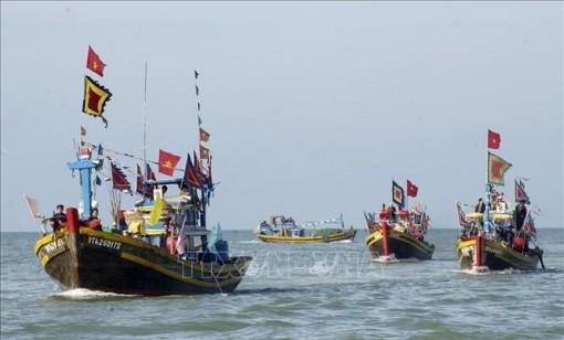 Phục dựng lại Lễ hội Cầu ngư ở ngôi vạn thờ 100 bộ xương cốt Cá Voi