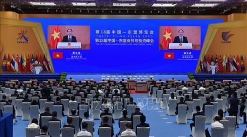 Việt Nam giới thiệu các sản phẩm có sức cạnh tranh và tiềm năng tại thị trường Trung Quốc và ASEAN
