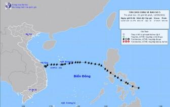 Thời tiết ngày 13-9: Mưa lớn ở Trung Bộ, Tây Nguyên và Nam Bộ có thời tiết nguy hiểm