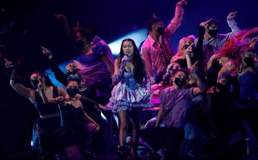 Olivia Rodrigo, BTS giành chiến thắng ở giải VMA