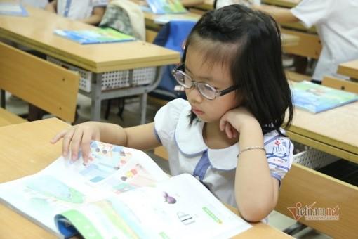 Bộ GD-ĐT tinh giản chương trình với học sinh tiểu học