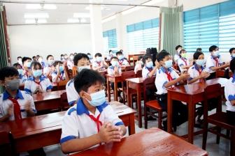 Không thu học phí học kỳ I năm học 2021-2022 toàn bộ trẻ mầm non, học sinh phổ thông và học viên giáo dục thường xuyên
