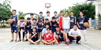 An Giang xây dựng phong trào bóng rổ trong giới trẻ