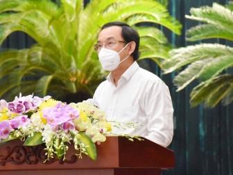 Bí thư TP.HCM: Thủ tướng đã đồng ý cho TP giãn cách thêm 2 tuần