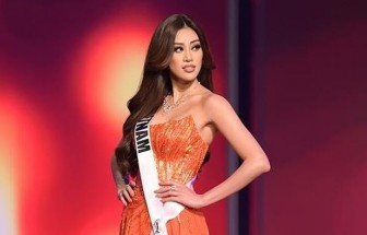 Khánh Vân được vinh danh vào Top 20 Hoa hậu của các Hoa hậu
