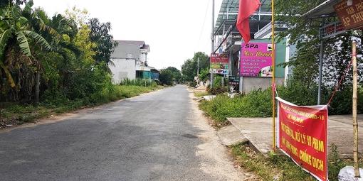 Thị trấn Phú Mỹ áp dụng Chỉ thị 16/CT-TTg của Thủ tướng Chính phủ từ ngày 14-9