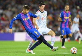 Barca thua thảm 0-3 trước Bayern Munich