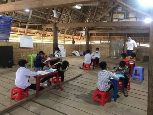 Kon Tum tổ chức dạy học trực tiếp từ ngày 20-9
