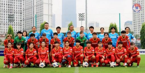 HLV Mai Đức Chung chốt danh sách 23 cầu thủ tham dự vòng loại Asian Cup 2022