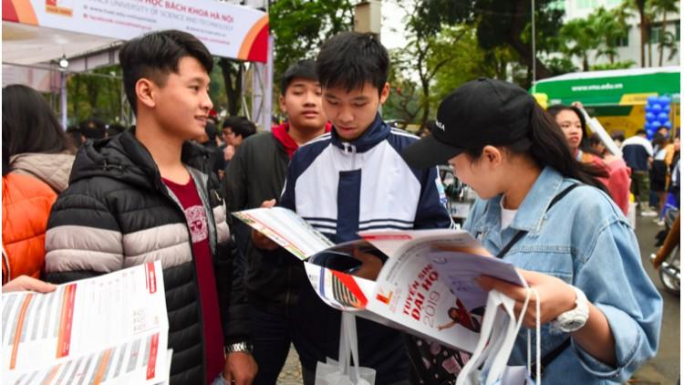 315 trường đại học tham gia xét tuyển lọc ảo