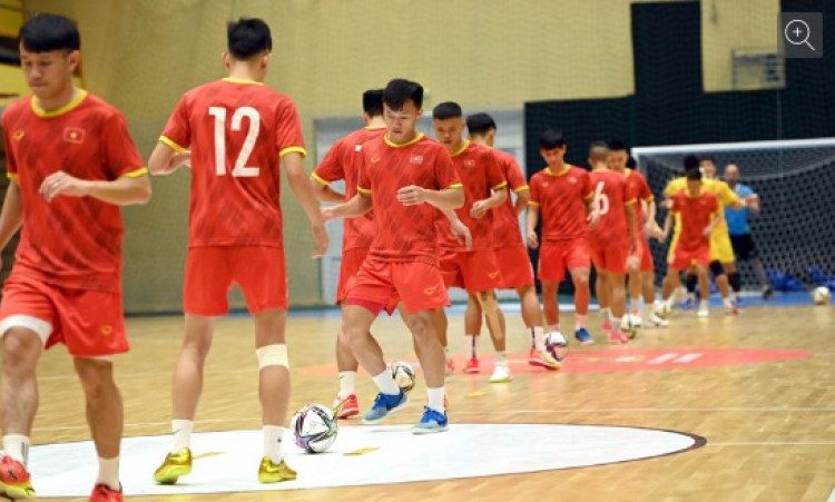 VCK Futsal World Cup 2021: Cơ hội vẫn còn với đội tuyển Việt Nam
