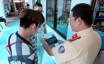 An Giang: Tiếp nhận các hồ sơ xử phạt vi phạm hành chính trong lĩnh vực giao thông đường bộ từ ngày 20-9.