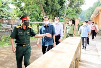 An Giang chuẩn bị chu đáo đón công dân từ vùng dịch về quê hương
