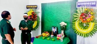 Chiến sĩ Bộ đội Biên phòng An Giang nén nỗi đau mất cha, tiếp tục thực hiện nhiệm vụ phòng, chống dịch bệnh COVID-19