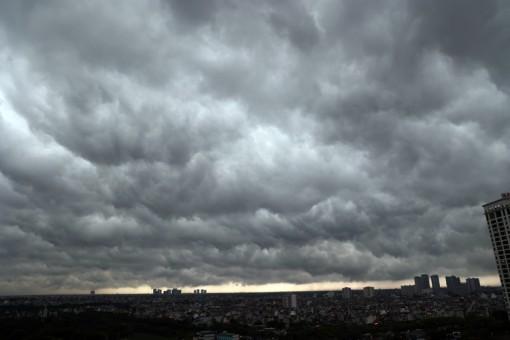 Thời tiết ngày 16-9: Bắc Bộ và Bắc Trung Bộ có mưa dông rải rác