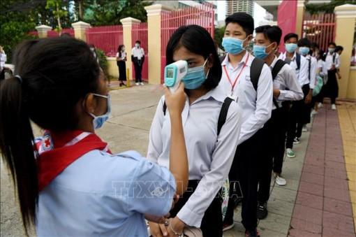 Toàn thế giới đã ghi nhận trên 226,8 triệu ca nhiễm virus SARS-CoV-2