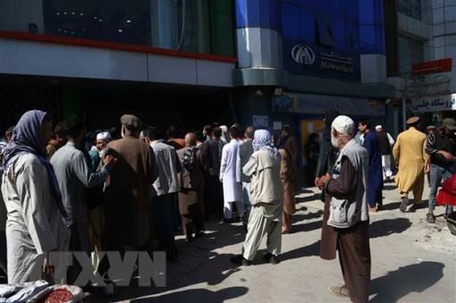 Afghanistan: Chính quyền Taliban đối mặt với khủng hoảng tài chính