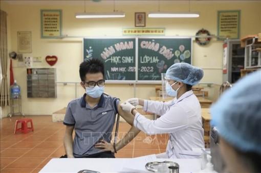 Bộ Y tế yêu cầu tiêm chủng vaccine COVID-19 đúng độ tuổi theo hướng dẫn