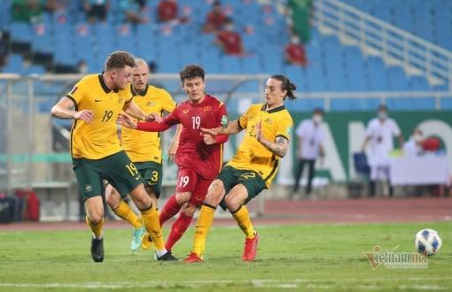 Tuyển Việt Nam tụt bậc trên bảng xếp hạng FIFA tháng 9-2021
