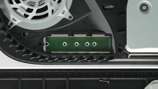 Sony mở rộng bộ nhớ trong cho PS5