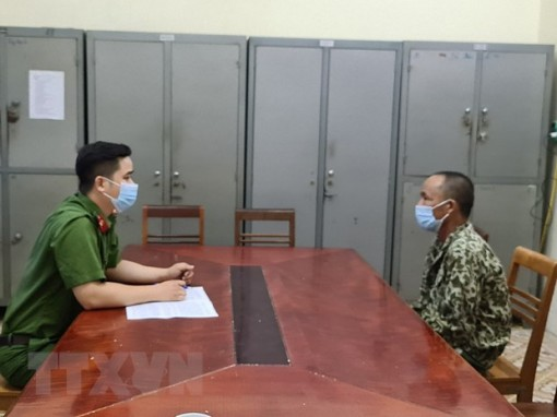 Tuyên Quang: Bắt đối tượng bị truy nã sau gần 30 năm bỏ trốn