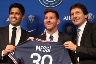 Lương thật của Messi ở PSG được tiết lộ, gây bất ngờ không ít