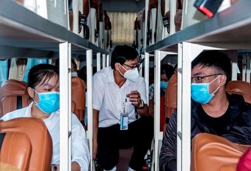 Trường Cao đẳng Y tế An Giang lên đường hỗ trợ công tác phòng, chống dịch COVID-19 tại huyện An Phú